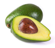 Frische Avocado Stockfoto