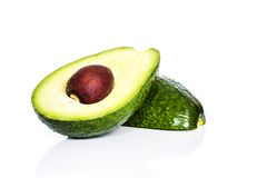 Reife Avocado Stockbild