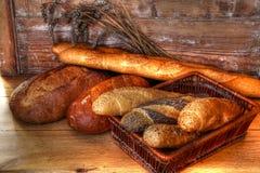 Frische Bäckerei lizenzfreies stockbild