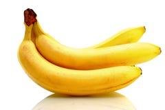 Frische Bananen Lizenzfreie Stockfotos
