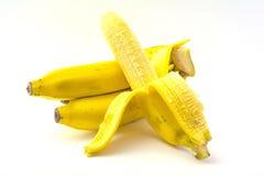 Frische Bananen Lizenzfreies Stockfoto