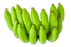 Frische Bananen auf hölzernem Hintergrund im Obstmarkt, im gesunden Lebensmittel, in den Bananen reich in den Vitaminen, im gesun Lizenzfreie Stockbilder