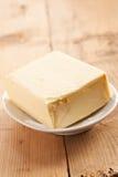 Frische Butter Stockbild