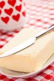 Frische Butter Lizenzfreie Stockfotografie