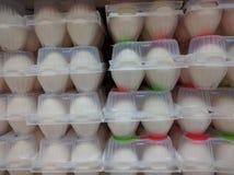 Frische Eier Farn Lizenzfreies Stockbild