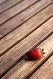Frische Erdbeere Stockfotografie