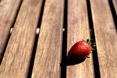 Frische Erdbeere Lizenzfreie Stockfotografie