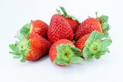Frische Erdbeere Stockfoto