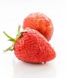 Frische Erdbeeren Lizenzfreie Stockbilder