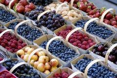 Frische Frucht Stockfotos