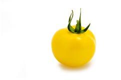 Frische gelbe Tomate Lizenzfreie Stockfotos