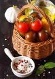 Tomaten. lizenzfreie stockbilder