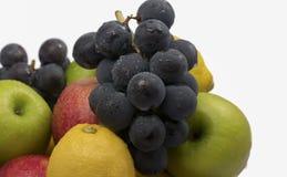 Frische gemischte ganze Frucht Lizenzfreie Stockfotografie