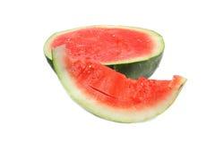 Frische geschmackvolle Wassermelone Stockbilder