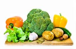 Frische gesunde Nahrung lizenzfreie stockbilder