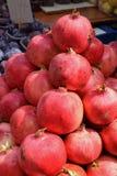 Frische Granatapfelfrucht stockfotografie