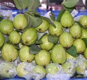 Frische Guaven Lizenzfreies Stockbild