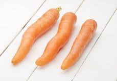 Frische Karotten Lizenzfreie Stockfotografie