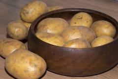 Frische Kartoffel vom Landwirt #4 Lizenzfreie Stockfotos