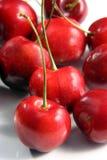 Frische Kirschen Stockfoto