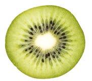 Frische Kiwi lokalisiert im weißen Hintergrund lizenzfreies stockfoto