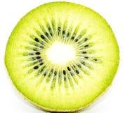 Frische Kiwi lokalisiert im weißen Hintergrund lizenzfreie stockfotografie