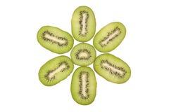 Frische Kiwifrüchte Stockbild