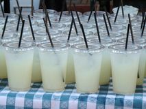 Frische Limonade Lizenzfreies Stockfoto