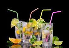 Frische Limonade Stockfoto
