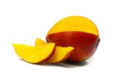 Frische Mango Lizenzfreies Stockfoto