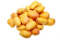 Frische Mangofrüchte Lizenzfreies Stockbild