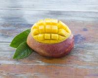 Frische Mangofrucht Lizenzfreie Stockfotografie