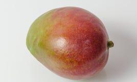 Frische Mangofrucht lokalisiert Stockfoto