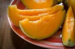 Frische Melone Lizenzfreie Stockbilder