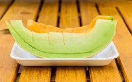 Frische Melone Lizenzfreies Stockbild
