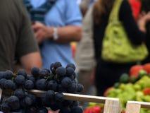 Frische Nahrung auf Markt stockfotografie