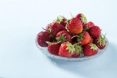 Frische nette Erdbeere Stockfotografie