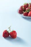 Frische nette Erdbeere Lizenzfreie Stockbilder