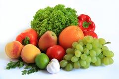 Frische Obst und Gemüse Lizenzfreie Stockfotografie