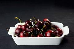 Frische Obstgarten-Kirschen 4 Lizenzfreies Stockbild