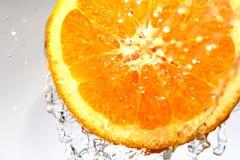 Frische Orange Lizenzfreie Stockbilder