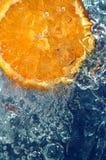 Frische Orange lizenzfreie stockfotos