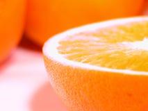 Frische Orangen Stockbild