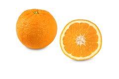 Frische Orangen Stockbilder