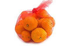Frische Orangen-Früchte Stockfoto