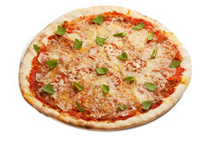 Frische Pizza Lizenzfreie Stockfotografie
