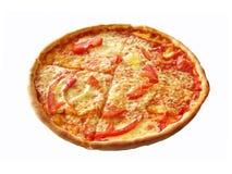 Frische Pizza Lizenzfreie Stockbilder