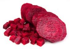Frische rote Rüben stockfoto