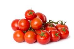 Frische rote Tomaten Stockfoto