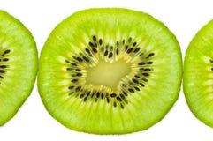 Frische saftige Kiwi Lizenzfreies Stockfoto